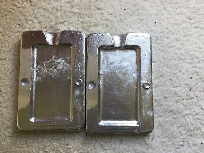 Divers weight mould , pocket type 600gm
