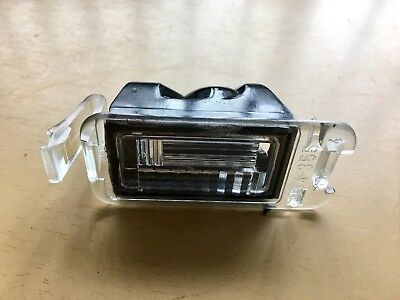 Ford BA Falcon number plate light