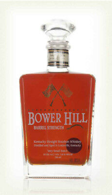 Bower Hill Barrel Strength Kentucky Bourbon Whiskey 750ml