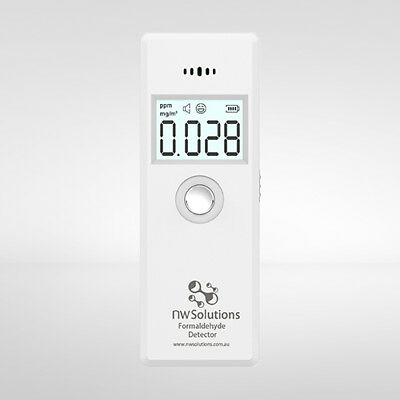 3 in 1 Multi Function Air Detector (Formaldehyde) - Destroy Bacteria and Viruses