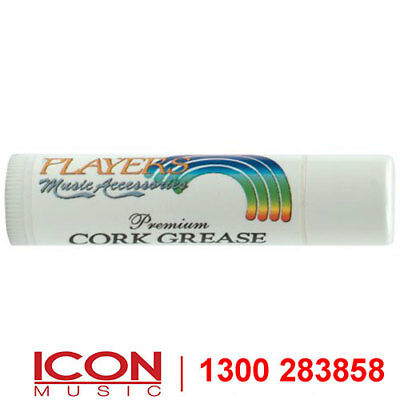 Players Cork Grease for Clarinet, Saxophone, Oboe, Bassoon and Recorder