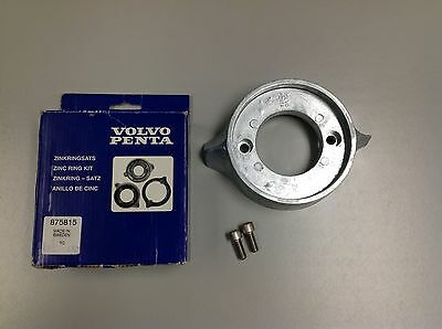 NOS Volvo Penta Zinc Ring Kit 875815