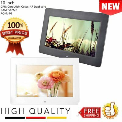 """7/10/15""""LED HD High Resolution Digital Picture Photo Frame + Remote Controller L"""