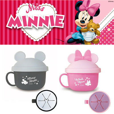 Japan Diseny Micky Minnie Mouse Baby Toddler Snack Cup R25
