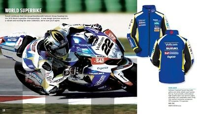SBK Team Tyco Suzuki Jacket