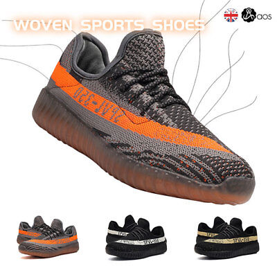 NEW Yeezy-Boost 350 V2 SPORTS TRAINERS FITNESS GYM SPORTS RUNNING SHOCK SHOES