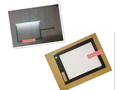 1X For Mitsubishi GT1685M-STBA GT1685M-STBA-C Touch Screen + Protective film