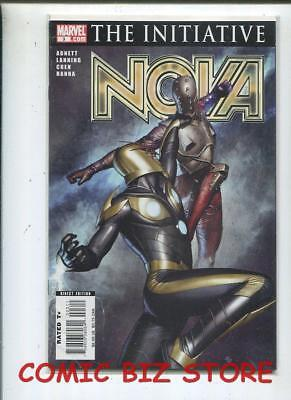 Nova The Initiative #3 (2007) 1St Printing Marvel Comics