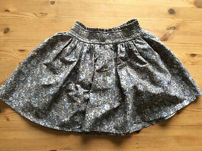Gorgeous comfy girls floral Next skirt Age 4