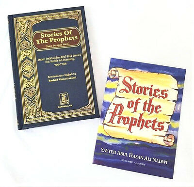 Stories of the Prophets Darussalam / Stories of the Prophets UKIA - 2 Books