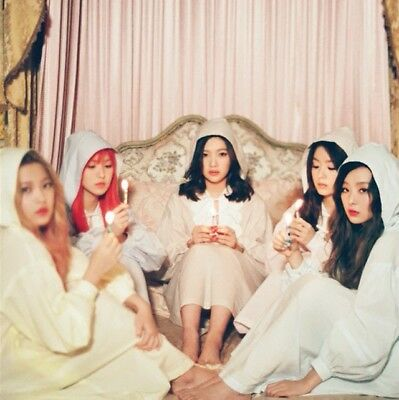 RED VELVET [THE VELVET] 2nd Mini Album CD+48p Photo Book+Card+GIFT CARD SEALED