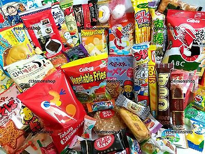 40pcs ^^ Random Global Snack Candy Chip Chocolate biscuit sweets korean japanese
