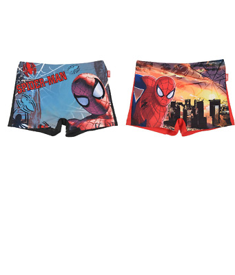 Maillot De Bain Spiderman
