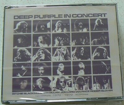 Best Of Live 1970 In Concert 1972 - Deep Purple  (Cd X2) Neuf Scelle