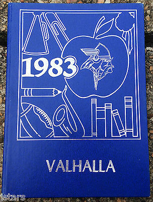 1983 Huntington Middle School Yearbook The Valhalla Newport News