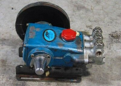 USED Cat Pumps 116766 Triplex Plunger Pump