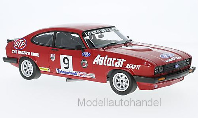 Ford Capri 3.0 RHD #9 Gordon Spice Group BSCC 1978   1:18 Minichamps 155788609