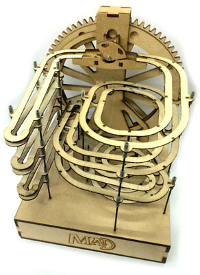 Marble Machine #2, Wooden Rolling Ball Kit
