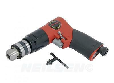 """Air Powered 3/8 """" drive Reversible Drill  10mm"""