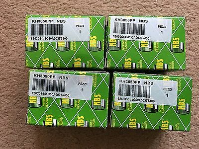 4 x NBS Needle Bearings Linear ball bearing KH3050PP Size (mm) : 30x40x50