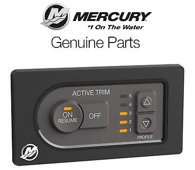 NEW Mercury Marine OEM Active Trim Kit 4-Stroke 150-250 HP Optimax 8M0111545