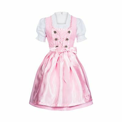 Women's German Dirndl Dress Costumes for Bavarian Oktoberfest Carnival Hallow...