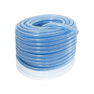 PVC Braided Hose Fuel Oil Water Gases Air Reinforced Pipe Tube 5mm 6mm 7mm 8mm