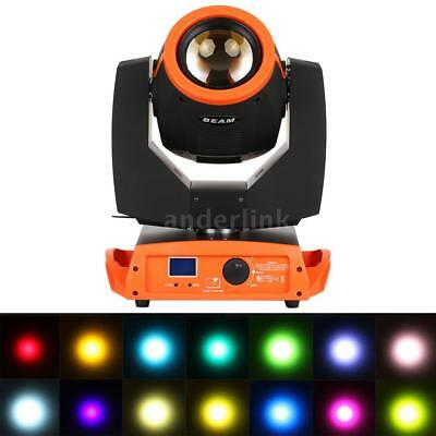230w Osram 7R Zoom Prism Beam Moving Head Light DMX512 DJ Party Stage UPS Ship