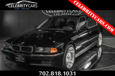 1996 BMW 7-Series Tupac Shakur 1996 750IL BMW Tupac Shakur was shot in FOR SALE at Celebrity Cars Las Vegas