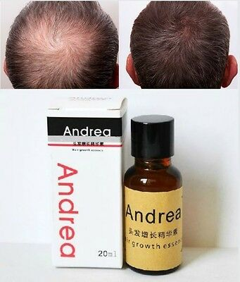 HALF PRICE Original ANDREA Hair Growth Essence ~ 100% natural for thicker hair