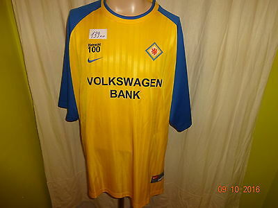eintracht braunschweig heim trikot 2009 2010 smail morabit matchworn signiert eur 73 00. Black Bedroom Furniture Sets. Home Design Ideas