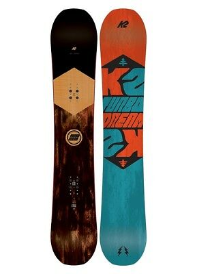 K2 Turbo Dream Snowboard 2017