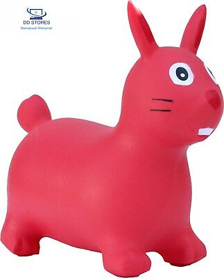 Happy Giampy - Hg502 - Animaux Sauteurs Gonflables - Lapin