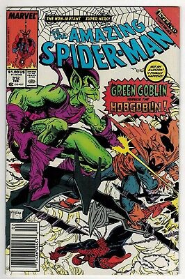 Amazing Spider-Man #312 (Feb 1989, Marvel) Todd McFarlane c/a NM 9.4