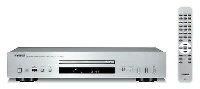 Yamaha CD-S300 Single Disc CD Player - Silver - RRP $529.00 - STOCK DUE END FEB