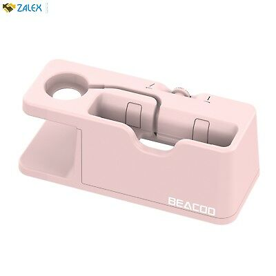 Modern Style Pink Apple Watch 38/ 42Mm Stand Charge Station For Home Office New