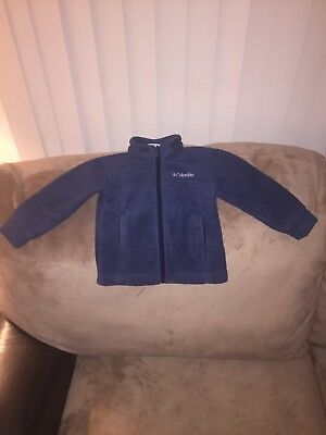 2t Boy Columbia Fleece
