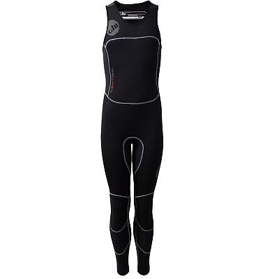 Gill Junior Thermoskin Skiff Suit - Black