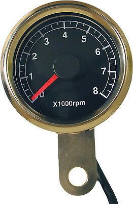 NEW HARDDRIVE 21-6911 48MM Mini Electronic 8000 RPM Tachometer