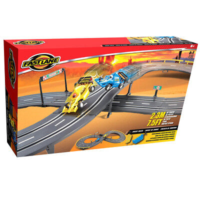 Fast Lane Speedy Racer Road Racing Set