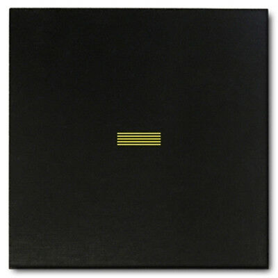 BIGBANG [MADE] THE FULL ALBUM CD+PhotoBook+Member Paper+Card+PuzzleTicket SEALED