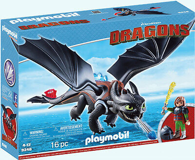Playmobil How To Train Your Dragon 9246 Hiccup & Toothless
