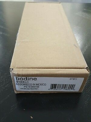 New Bodine B100Elc Emergency Ballast Fluorescent T8
