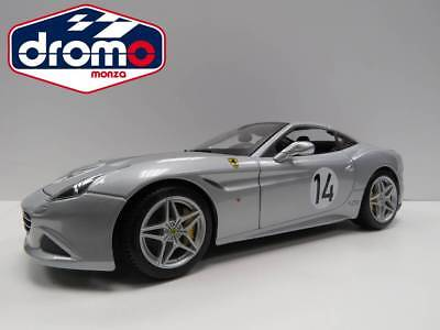 1/18 Burago - Ferrari California T - 70Th Anniversary Collection -  Bburago