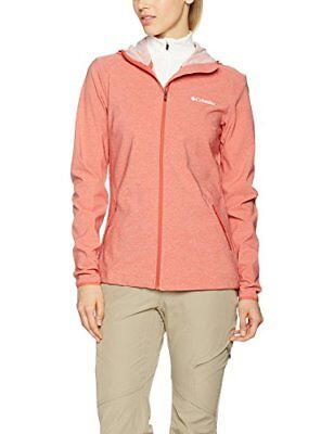 Columbia Heather Cayon Veste Softshell Femme, Coral, FR : XS (Taille Fabricant :
