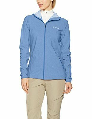 Columbia Heather Cayon Veste Softshell Femme, Medieval, FR : XS (Taille Fabrican