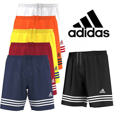 Adidas Junior Boys Shorts Entrada Sports Football Kids Gym Training - S M L XL