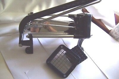 Industrial Commercial French Fry Cutter with Extra Blade