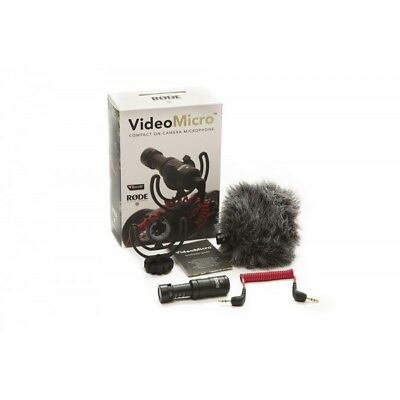 RODE VideoMicro / Compact On-Camera Microphone