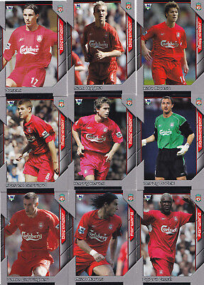 Topps Premier Stars 2004/05 Team Bundles You Choose! FREE UK P&P